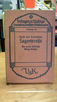 Hartmann von Aue / ohne Autor, Epik der deutschen Sagenkreise – Der arme Heinric