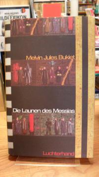 Bukiet, Die Launen des Messias – Erzählungen,