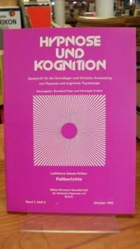 Burckhard, Hypnose und Kognition Band 7 – Heft 2 – Oktober 1990 – Leitthema dies