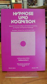 Burckhard, Hypnose und Kognition Band 8 – Heft 2 – Oktober 1991 – Leitthema dies