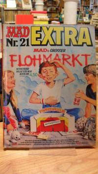 Recht, MAD Extra – Nr. 21 – MADs grosser Flohmarkt – Die schönsten Flöhe und and