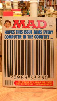 Feldstein, MAD – No. 198 – April '78,