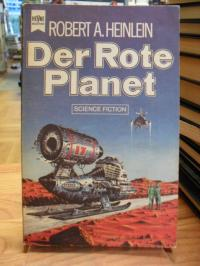 Heinlein, Der Rote Planet – Science Fiction Roman,