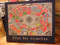 Werner, Atlas des Seewesens – 25 Tafeln in Stahlstich nebst erläuterndem Texte,