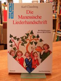Clausberg, Die Manessische Liederhandschrift,