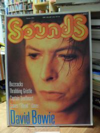 Legath, SOUNDS Das Musik-Magazin – Januar 1981 / Jahrgang 13 – Heft 1 – David Bo