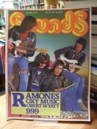 Legath, SOUNDS Das Musik-Magazin – November 1980 / Jahrgang 12 – Heft 11 – The R