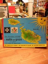 Wilkinson, The Travellers' Guide to Malta and Gozo – Fully Illustrated with Summ