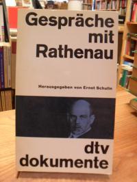 Gespräche mit Rathenau,