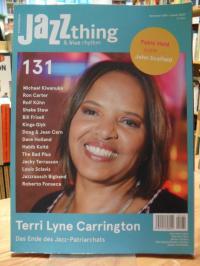 Jazz thing & blue rhythm – Heft 131 – November 2019 / Januar 2020,