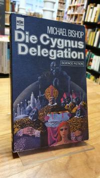 Bishop, Die Cygnus-Delegation – Science-Fiction-Roman,