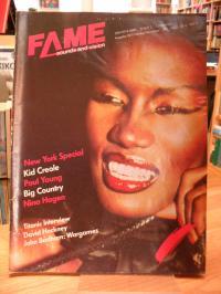 Prahm, Fame – Sounds and Vision – Heft 1 – Ausgabe 10/11 – Oktober/November 1983