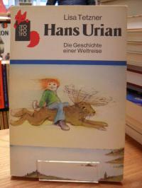 Tetzner, Hans Urian oder Die Geschichte einer Weltreise – Zeichnungen von Bruno