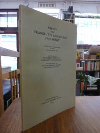 Meinert, Archiv für Frankfurts Geschichte und Kunst, Fünfte Folge, Zweiter Band,