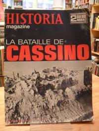 2ème guerre mondiale / Historia Magazine Heft 59 – La Bataille De Cassino