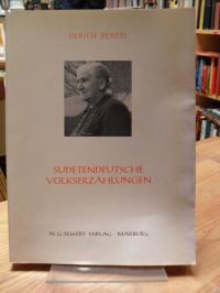 Benzel, Sudetendeutsche Volkserzählungen,