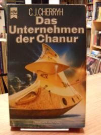 Cherryh, Das Unternehmen der Chanur – Zweiter Roman des Chanur-Zyklus,