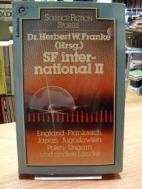 Franke, SF international II – Science Fiction Stories,