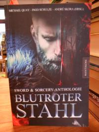 Quay, Blutroter Stahl – Roman