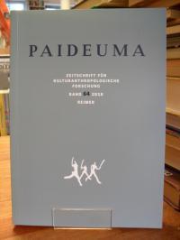 Paideuma – Zeitschrift für kulturanthropologische Forschung – Band 64 – 2018,