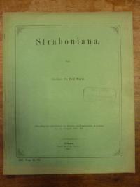 Meyer, Straboniana,