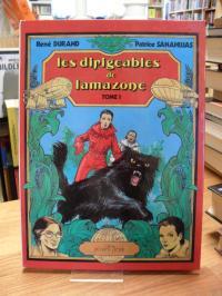 Les Dirigeables de l'Amazone – Tome 1,