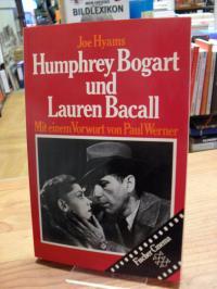 Hyams, Humphrey Bogart und Lauren Bacall,