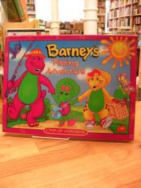 Barney's Fishing Adventure – A Pop-Up Sorybook,
