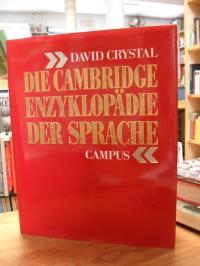Crystal, Die Cambridge-Enzyklopädie der Sprache,