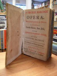 Vergil (Virgilius Maro, Opera –  Interpretatione et notis illustravit Carolus Ru