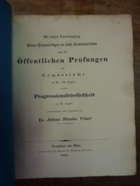 Homer / Schwenck, Teil 1: Odyssee II – Teil 2: Schulnachrichten,