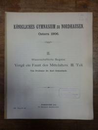 Vergil / Schambach, Vergil ein Faust des Mittelalters – III. (3.) Teil,