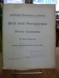 brossmann, Bild und Periphrase in der Divina Commedia,