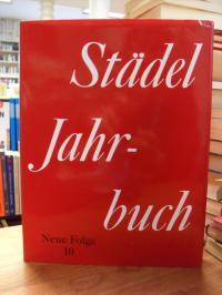 Städel-Jahrbuch – Neue Folge 10,