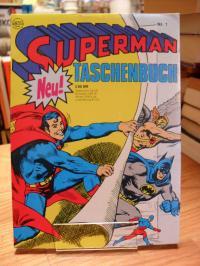 Kabatek, Superman-Taschenbuch – Nr. 1,