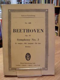 Beethoven, Symphony no. 3 Eb major – Mib majeur – Es dur (Eroica) – op. 55,