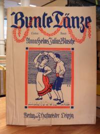 Helm, Bunte Tänze in Verbindung mit dem Wandervogel e.V. Gau Nordmark, Verein He