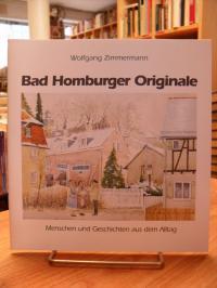 Zimmermann, Bad Homburger Originale – Menschen und Geschichten aus dem Alltag,
