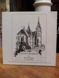 Katholische Pfarrgemeinde Sankt Marien (Hrsg.), Sankt Marien in Bad Homburg vor