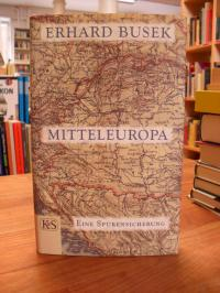 Busek, Mitteleuropa – Eine Spurensicherung,