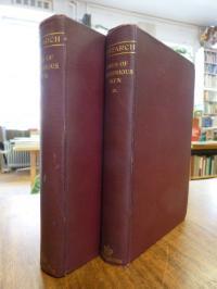 Plutarch (Plutarchus), Plutarch's Lives of Illustrious Men, Volume II (2) and Vo