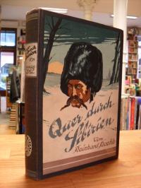 Roehle, Quer durch Sibirien – Mit einem farbigen Titelbild und zwölf Tondruckbil