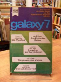 Ernsting Walter (Hrsg.), Galaxy 7 – Eine Auswahl der besten Stories aus dem amer