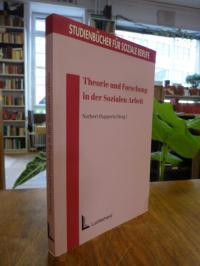 Huppertz, Theorie und Forschung in der sozialen Arbeit,