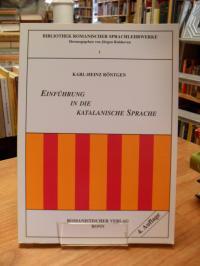 Röntgen, Einführung in die katalanische Sprache,