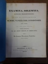 Roediger, Teil 1: De dialectices apud Graecos progressu Commentatio: Ludovici Ro