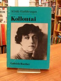 Raether, Alexandra Kollontai – Zur Einführung,