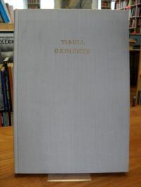 Tibullus, Gedichte,