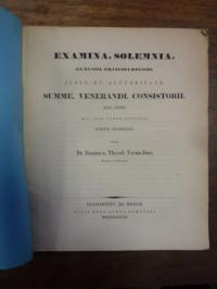 Voemelius, Teil 1: Quo tempore apud Aegospotamos Athenienses a Peleponnesiis Vic