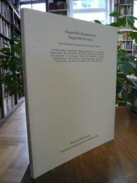 Dannenberger, Ausgewählte Europäerinnen, ausgewählte Europäer – 10 Jahre Künstle